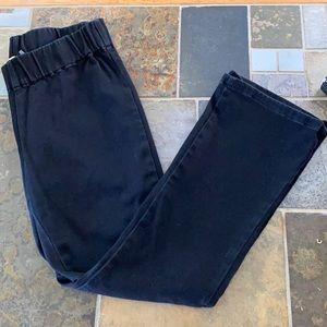 Soft Surroundings Black Perfect Pant